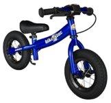 BIKESTAR® Premium Sicherheits-Kinderlaufrad für kleine Abenteurer ab 2 Jahren ★ 10er Sport Edition ★ Abenteuerlich Blau -